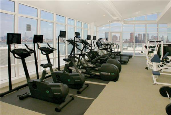 Pier 1 Fitness the pier, 1 harborside place, unit 1-556 - 1 bed apt for rent for