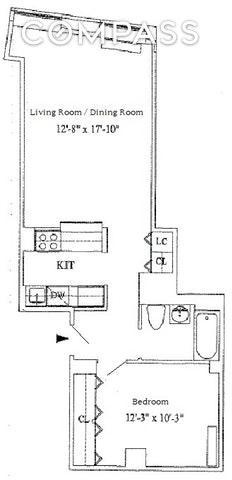 99 John Deco Lofts Street Unit 403