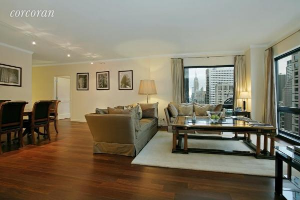 Trump Tower 721 Fifth Avenue Unit 30g 2 Bed Apt For