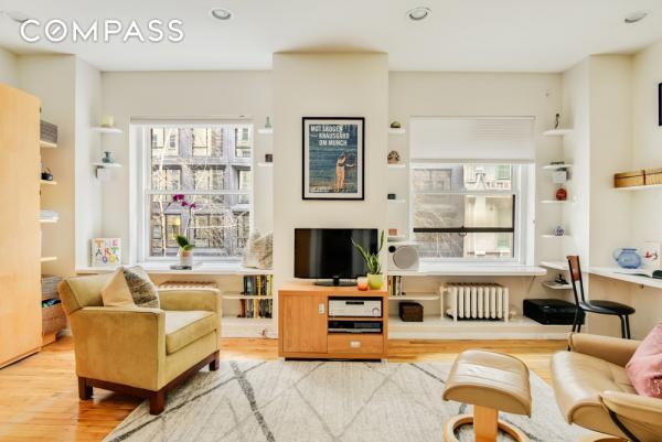 Sage House, 4 Lexington Avenue, Unit 2P - Studio Apt for