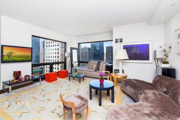 Trump Tower 721 Fifth Avenue Unit 34g 2 Bed Apt For Rent 9 995 Cityrealty