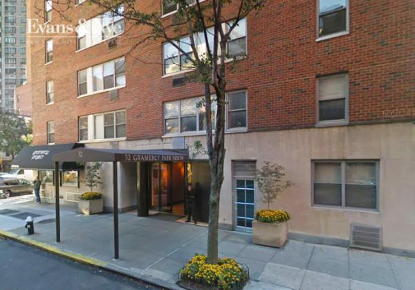 Gramercy Towers, 32 Gramercy Park South, Unit 15A - 2 Bed