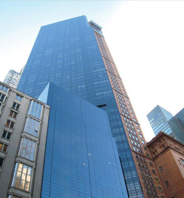 Metropolitan Tower, 146 West 57th Street, Unit 57D