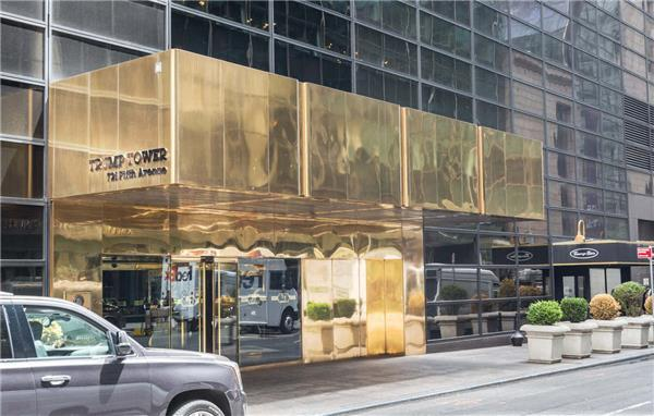 Trump Tower, 721 Fifth Avenue, Unit 42B - 2 Bed Apt for ...