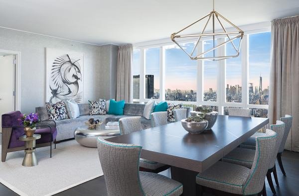 Manhattan view at mima 460 west 42nd street apt 57h for Manhattan ny apartments for sale