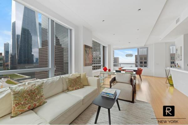 Riverhouse One Rockefeller Park 40 River Terrace Unit 4040B 40 Bed Fascinating 2 Bedroom Apartments For Sale In Nyc Model