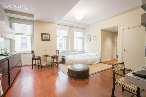 Cipriani Club Residences, 55 Wall Street, Unit 615 - Studio Apt for ...