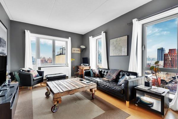 The Williamsburg, 373 Wythe Avenue, Unit 2C - 1 Bed Apt for