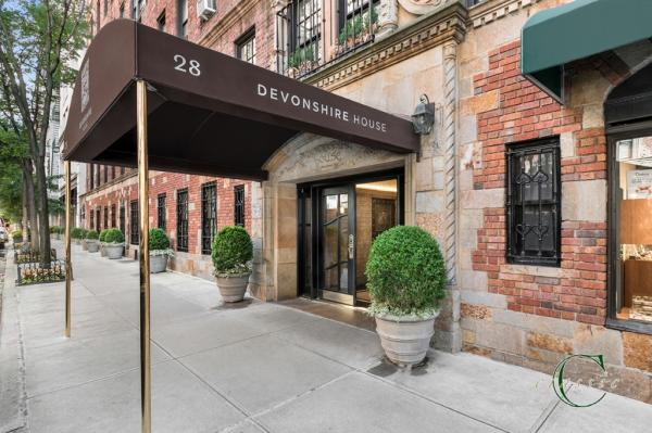 Devonshire House, 28 East 10th Street, Unit 6F - 2 Bed Apt for Sale