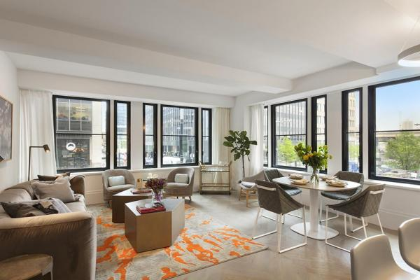 101 Wall Street, Unit DUPLEXA - 3 Bed Apt for Sale for $2,250,000