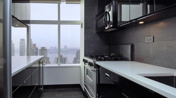 previous photos floor plan - Lincoln Center Kitchen